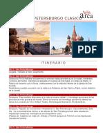 San Petersburgo Clasico