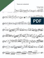Fontana tema e variazioni