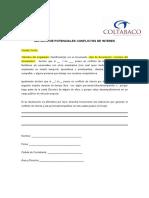 Declaracion de conflicto de intereses.doc