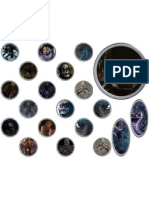 Darkspawn Token Set 2