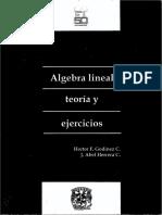 Apuntes de Algebra Lineal