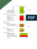 Calculo de Correas Escalerilla y Reticulado COMPLETO Y REVISADO