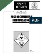 Reconocimiento Identificacion NFPA