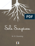 William R. Downing - Sola Scriptura