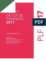 Plf 2017 Dossier de Presse
