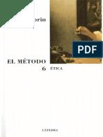 El Método 6 La Etica Edgar Morin