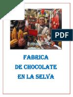 Trabajo - Fabrica de Chocolate