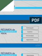 Regimen de Transparencia Fiscal_afip
