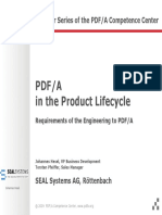 Webinar Demands of Engineering and SAP on PDFA English