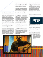 """Geoffrey Gurrumul Yunupingu """"A Voice of Absolutely Transcendental Beauty"""" Sings with Sting!"""