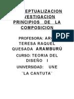 Conceptualizacion Investigacion Principios de La Composicion (1)