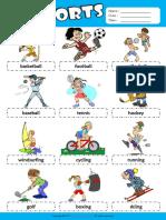 Esl Word Power 1 (PDF E-book) - Englishwsheets.com Sample Pages