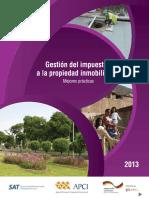 Gestion Impuesto Prop Inmobiliaria Guatemala