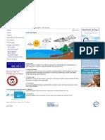 Ciclo Da Água - Sensibilização Ambiental - Águas Da Região de Aveiro