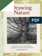 Drawing Nature- Stanley Maltzman -