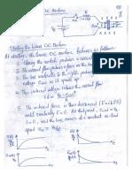 Linear DC Machine