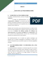 Unidad i Introduccion a Las Telecomunicaciones (Ok)