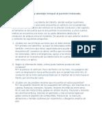 Prevención y Abordaje Integral Al Paciente Lesionado
