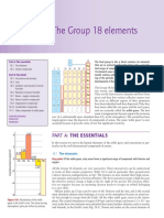 Chapter 18 the Group 18 Elements