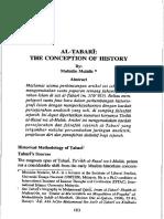 Tabari Conception of History