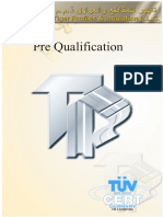 TPI-Prequalification