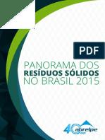 panorama resíduos sólidos 2015.pdf