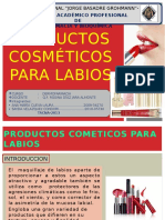 Cosmeticos Para Labios Ultimo