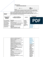 Planificación Unidad M3 U6 Lista