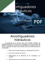AMORTIGUADORES HIDRÁULICOS