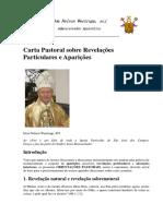Carta Pastoral Sobre Revelações Particulares e Aparições - APARIÇOES de JACAREÍ