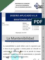 Presentación MANTENIBILIDAD