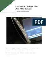 230187088 Hacking Motorola Sbg900 Para Novatos Paso a Paso
