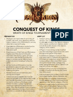 Conquest of Kings