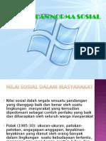 Nilai Dan Norma Sosial New