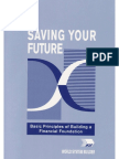 Saving Your Future (Translated into Chinese)