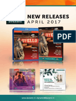 Dynamic New Releases (April 2017)