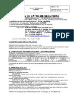 Agrado Quitaesmalte Agrado 9526