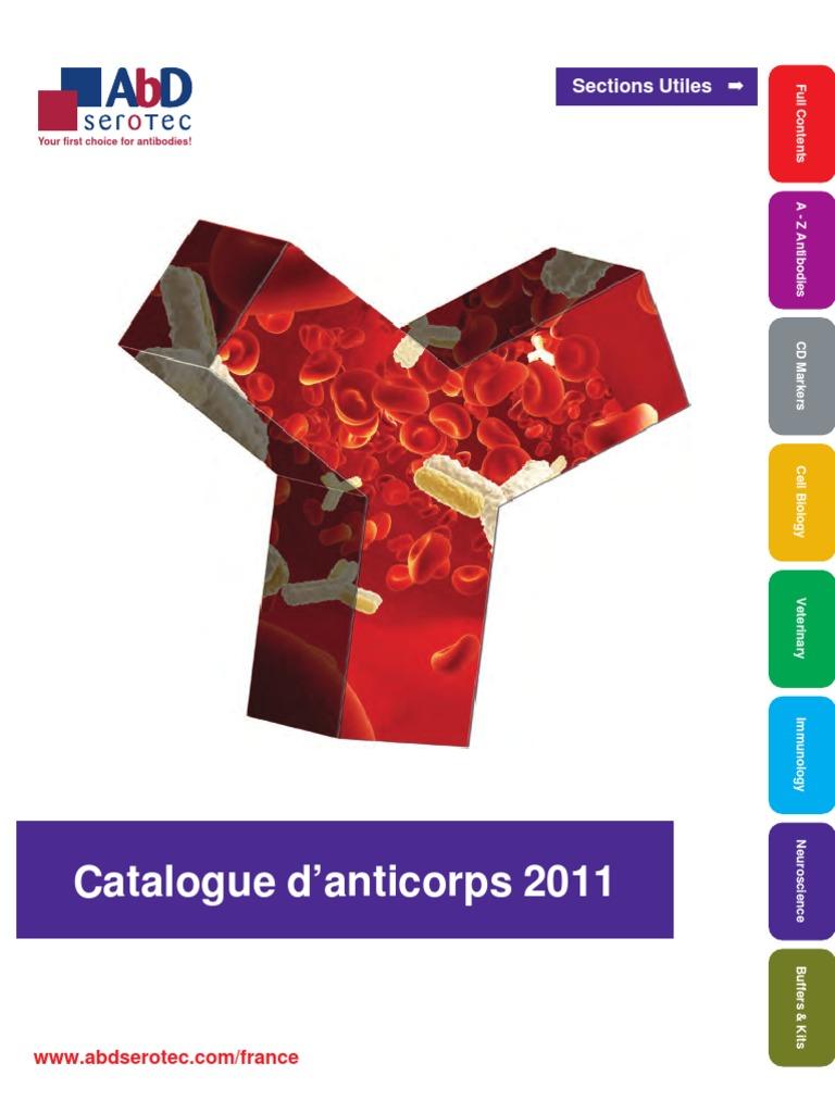 4283803 AbD Serotec Antibodies France RED
