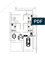 Plano Instalac. Eléctric., Hidrául.y Sanitaria 2