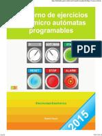 Cuaderno de Ejercicios Para Micro Automatas Programables