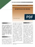 Diverticulo de Meckel PDF