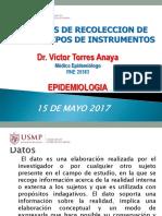 Tesis I - Técnicas de Recolección e Instrumentos