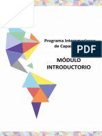 Módulo Introductorio - PIC 2017 - IIN
