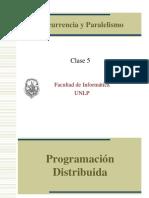 2017 - Concurrencia y Paralelismo - Clase 5