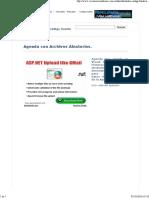 Ejercicio Archivos Random Agenda en Visual Basic