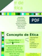 1 Concepto de Etica