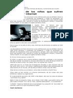 El drama de los niños que sufren abusos por internet.doc