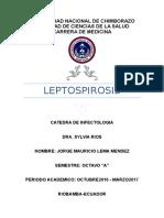 Leptospirosis.pptx