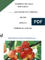 Tercera Clase Fruver 2017 (Uv)