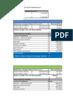 Obligaciones Financieras Familia Perez
